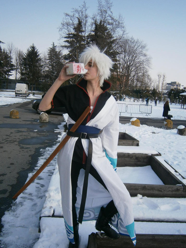 gintoki cosplay - photo #22