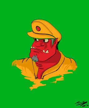 Goblin de la Brigada Gay