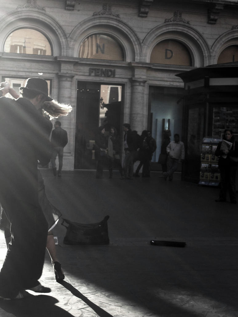 Tango.In.Rome. by FunnyPoison