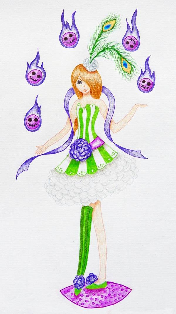 juggler by mauuri