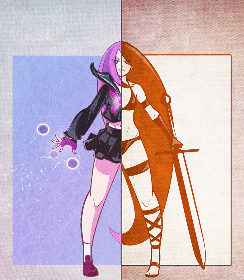 Athena by Diavle