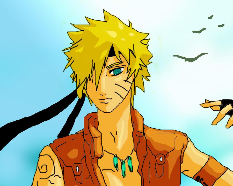 Naruto - Rokudaime Hokage by Moebius13 on DeviantArt