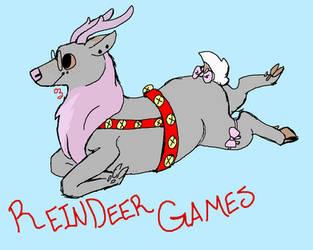 REINDEER GAMES TheBorkMallow (G) by sheepysleep