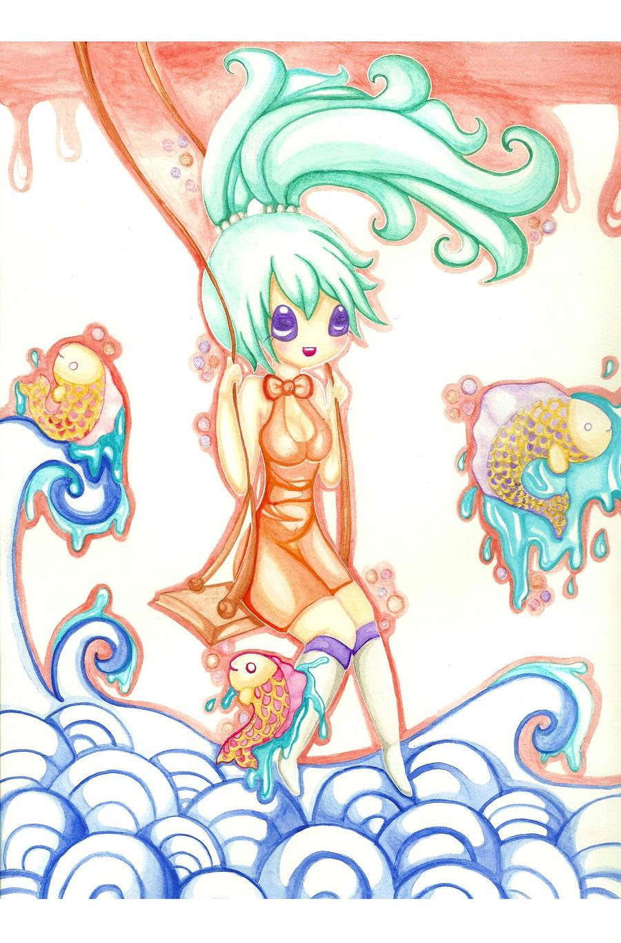 Ocean Keeper by FantasySystem