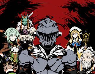 Goblin Slayer Team by blueeyes311