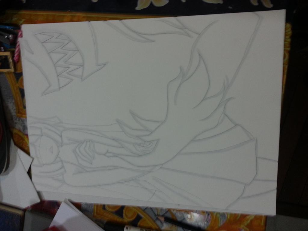 sketch drawing by sharablaze