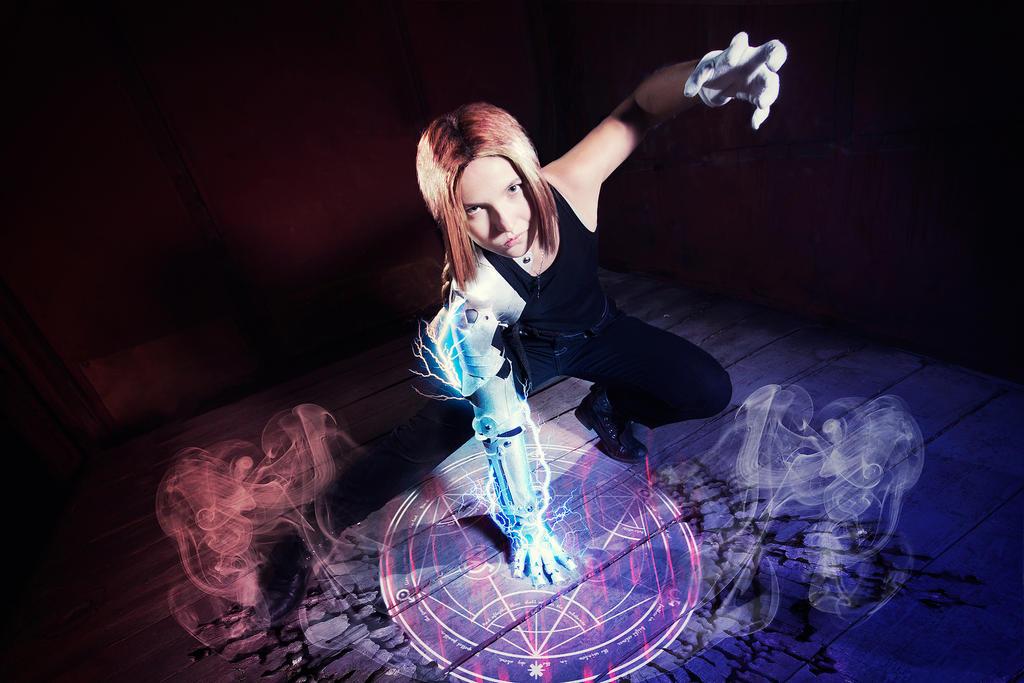 Fullmetal Alchemist by elninomutante