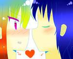 Kiss mee~~