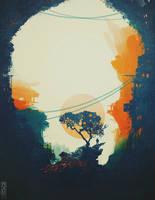 Orange Tree by TavenerScholar