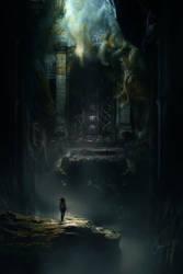 Deep Beneath the School by TavenerScholar