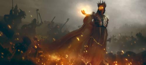 Pyromancer by TavenerScholar