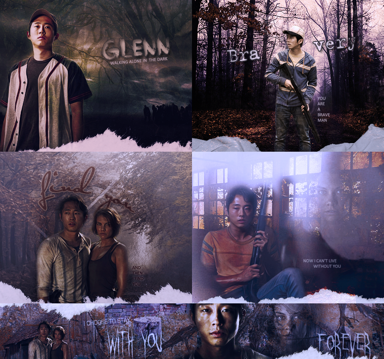 Some kind of madness ~ Glenn_storyset_by_liscaulfield-d5npnuo