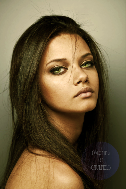 Some kind of madness ~ Coloring_marina_nery_by_liscaulfield-d5ot68w