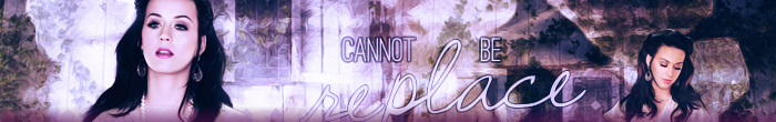 Chall # 515 - Banner - Divas del momento. {AWARDS} - Página 2 Cannot_be_replace_by_liscaulfield-d5pv77e