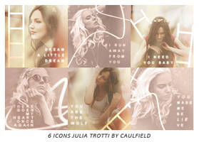 Pack icons Julia Trotti by LisCaulfield