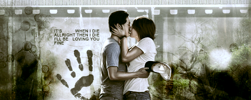 Die loving you by LisCaulfield