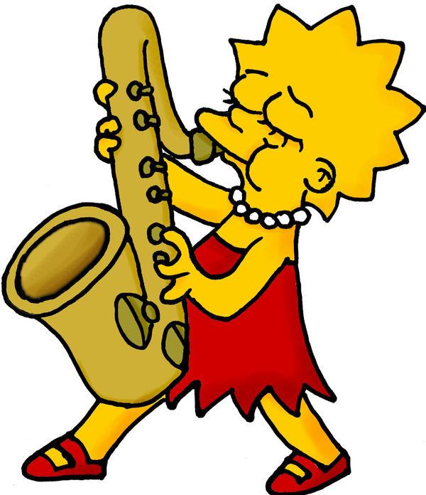 Saxophone Lesbian 102