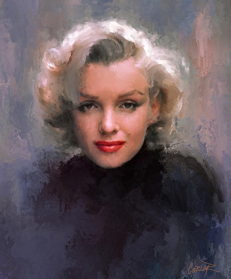 Marilyn II by Cobler