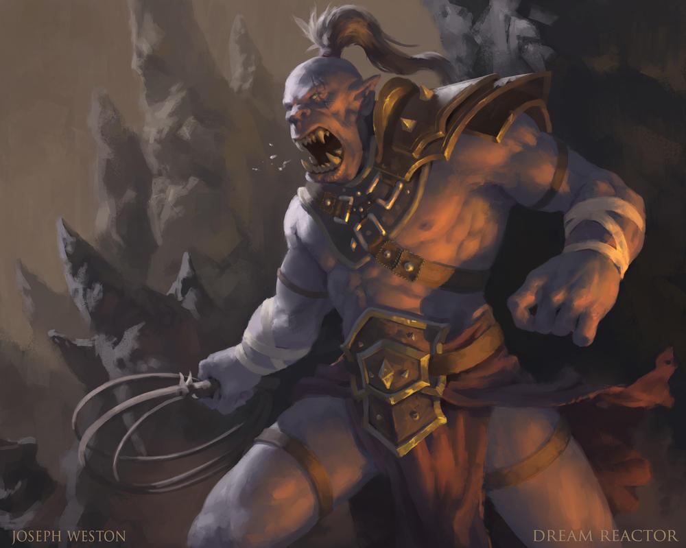 Orc Slaver