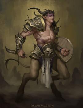 Devilish Satyr