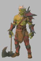 Orc 2 by Jaasif
