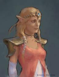 Zelda by Jaasif