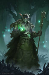 Arikh Evergreen - Commission