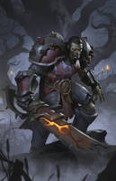 World of Warcraft Character - Swerto by Jaasif