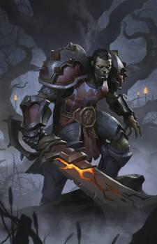 World of Warcraft Character - Swerto