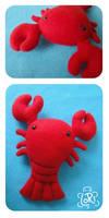 RED LOBSTER by LoRi-La-Tortuga