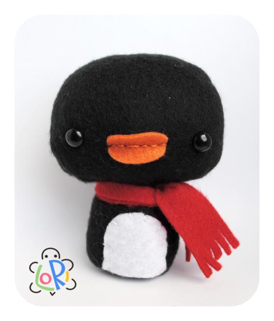 lil'penguin by LoRi-La-Tortuga