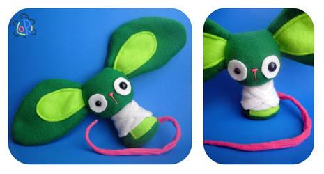 Crazy Envious Mouse by LoRi-La-Tortuga