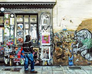 Theseus on Buxton Street