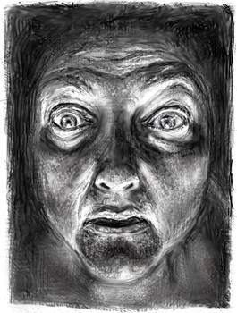 Digital Sketchbook, Fear