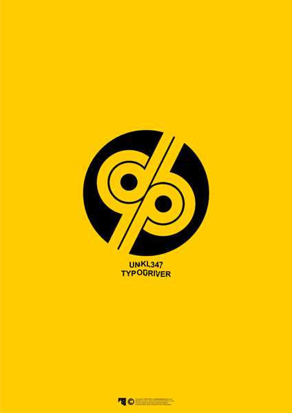 LOGO UNKL TYPODRIVER 96 by A-Synchronize