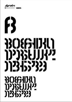 Multi x Font