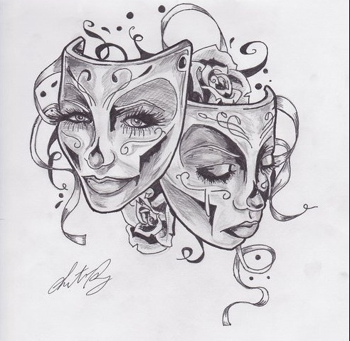Gallery images and information masks designs for girls drawing