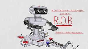 R.O.B the robot
