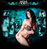 SatinePhoenix.com Blog Page by cynicdesign