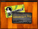 Cards : Unvanilla, Inc. by cynicdesign