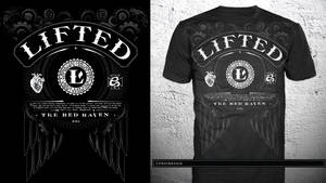 T-shirt : Lifted