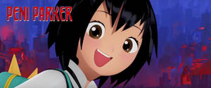 Peni Parker (Spiderman Into The Spiderverse)