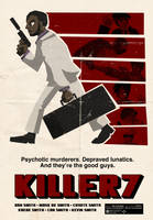 Killer7: Grindhouse by Sangokyu