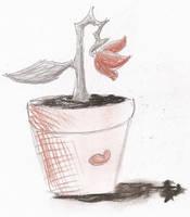 Leon-A plant by Kitera-kun