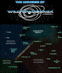 Wild Space Saga Universe -Redux by WildSpaceSaga