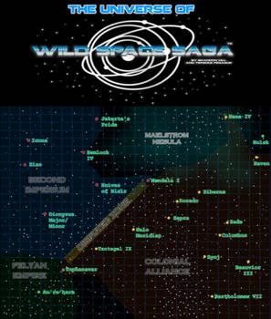 Wild Space Saga Universe -Redux