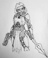 Dragon Rider Catt