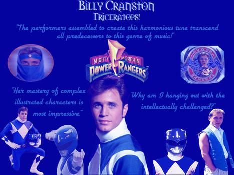 Billy Cranston MMPR