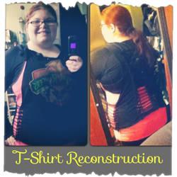 T-Shirt Reconstruction 2