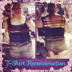 T-Shirt Reconstruction 3